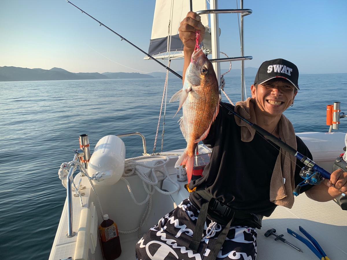 ビジネスジャパンマリンクラブで船釣りしてきたよ!みんなも行こう